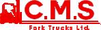 CMS Fork Trucks Ltd Logo